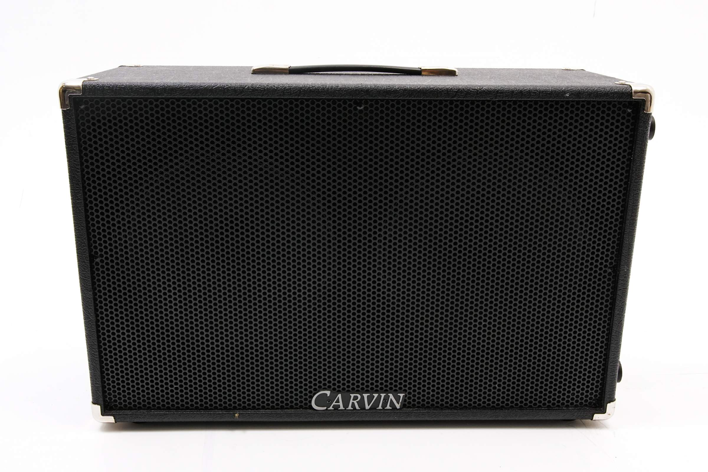 Carvin 2x12 Guitar Cab - Carvin 2x12 Guitar Cab - Rent from $28/month